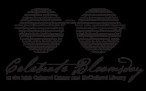bloomsday glasses logo