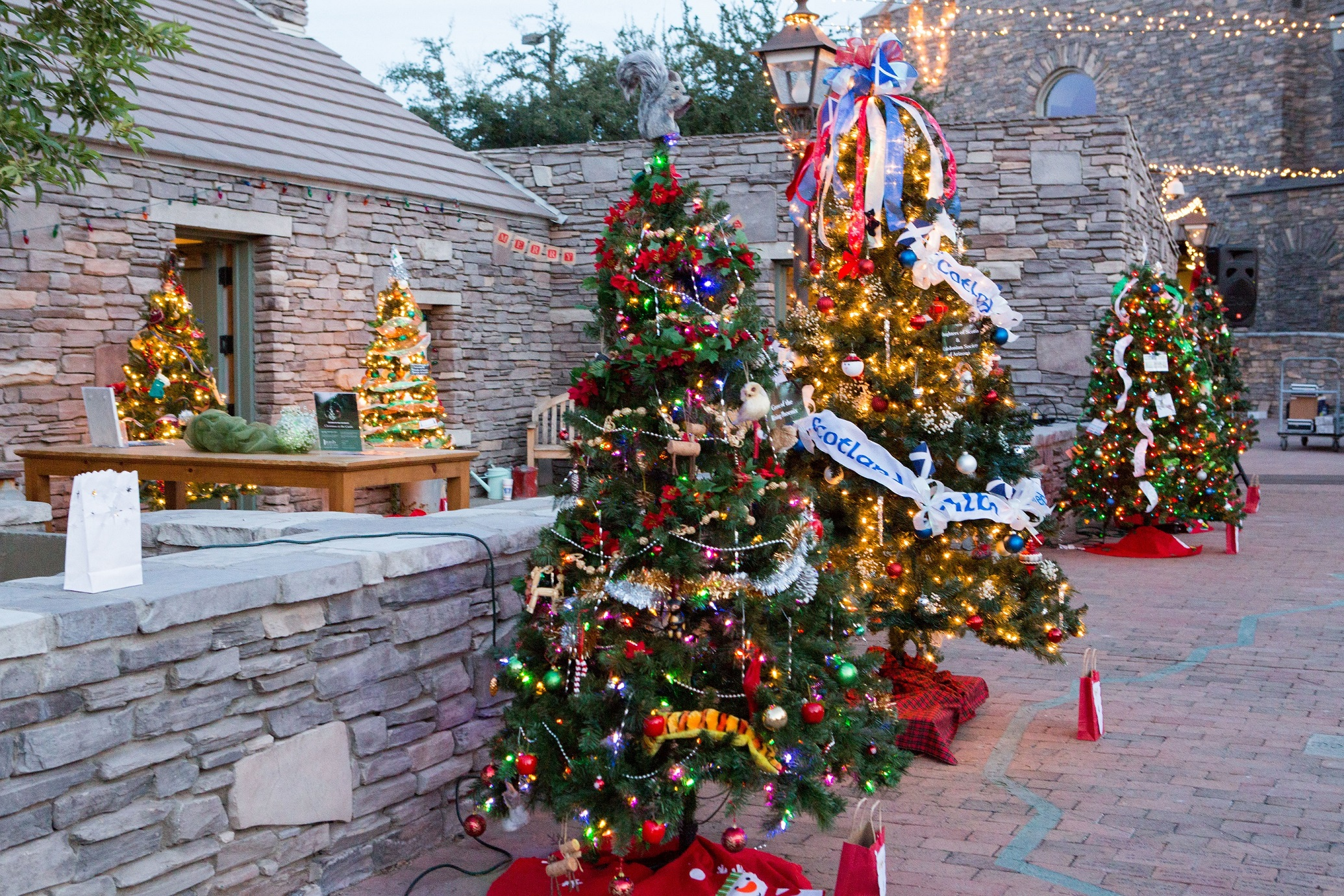 Christmas At The Castle Irish Cultural Center And