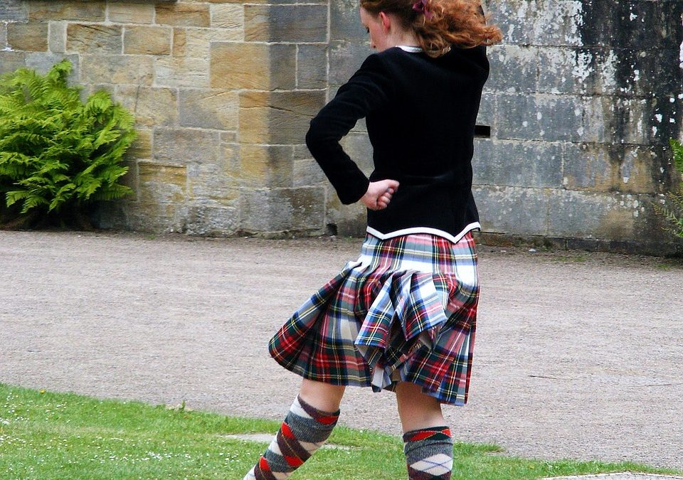 Scottish Country Dance Class for Beginners with Renee Metcalf