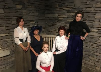 The Women of Bloomsday 2019
